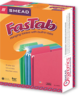 FasTab folders eliminate hanging folder hassle