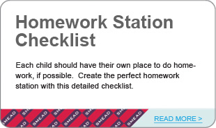 Homework Station Checklist