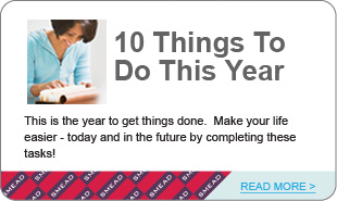 10 Things To Do This Year