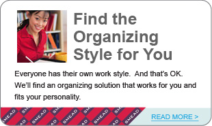 Find the Organizing Style for You