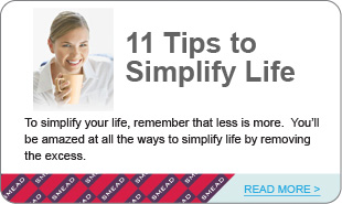 11 Tips to Simplify Life