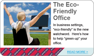 The Eco-Friendly Office