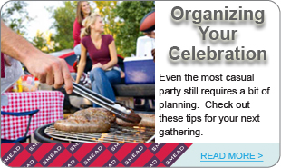 Organizing Your Celebration