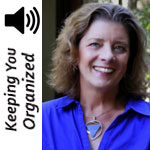 Podcast 030: Countdown to NAPO - Organizing People with Special Needs