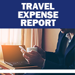 Checklist: Travel Expense Report