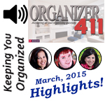 Podcast 84: Organizer411 Hangout Highlights with Kim, Lisa & Ramona