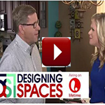 Home Office Makeover on Designing Spaces show