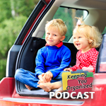 Podcast 137: Tips for Traveling by Plane or Car