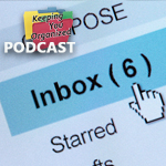 Podcast 157: Five Email Management Strategies – Part 1