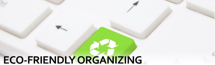 Eco-Friendly Organizing