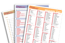 Printable Checklists