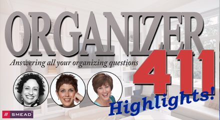 Organizer411 Hangout Highlights with Geralin, Leslie & Linda