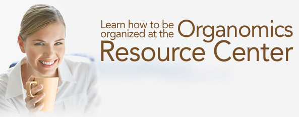 Quick ways to solve common organizing challenges.
