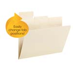 Pick-A-Tab™ File Folders