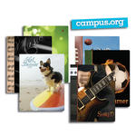 SmeadCampus.org Raditude™ Collection Two-Pocket File Folder 87909, Up to 100 Sheets, Letter, Assorted Designs