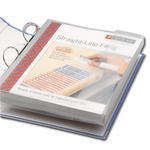 Smead Poly Three-Ring Envelope 89500, 1-1/4