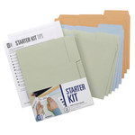 Smead MO® File Folder Starter Kit 11803, Letter, Assorted Colors