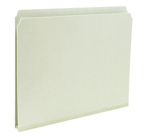 Smead Pressboard File Folder 13200, Straight-Cut Tab, 1