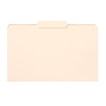 Smead File Folder 15332, 1/3-Cut Tab Center Position, Legal, Manila
