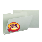 Smead Pressboard File Folder 18234, 1/3-Cut Tab, 2