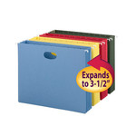 Smead Hanging File Pocket 64290, 3-1/2