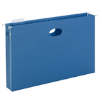 Smead Hanging File Pocket with Full-Height Gusset 64350, 2