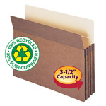 100% Recycled File Pockets