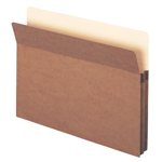 Smead File Pocket 73214, Straight-Cut Tab, 1-3/4