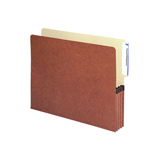 Redrope End Tab File Pockets with Manila Liner