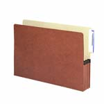 Smead End Tab File Pocket 74624, Reinforced 4