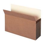 Smead File Pocket 74810, Straight-Cut Tab, 5-1/4