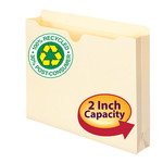 100% Recycled File Jackets