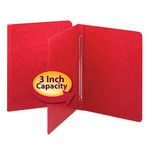Smead PressGuard® Report Cover 81252, Metal Prong with Compressor, Side Fastener, 350 Sheets/3