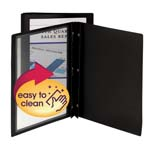 Smead Frame View Poly Report Cover 86020, Three 1/2