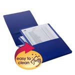Smead Organized Up® Poly Stackit® Organizers 87006, Letter, Dark Blue