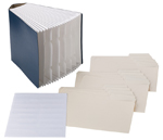 Corner Organizer with SuperTab® Folder and Viewables Labels Kit