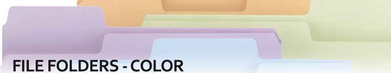 File Folders - Color