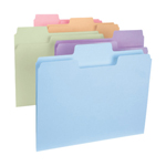 SuperTab Oversized Tab File Folders