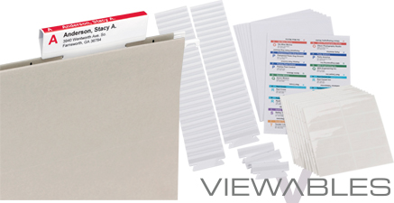 Viewables Labeling System