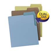 Organized Up™ Heavyweight Vertical File Folders