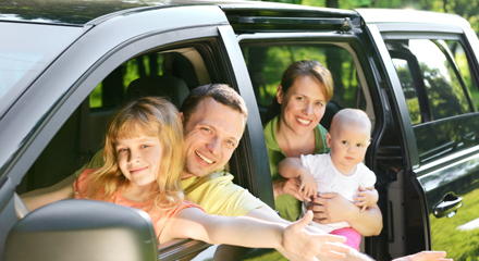 Family Vacation Travel Tips