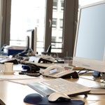 Seven Ways to Get Your Desk Clean and Keep It That Way!