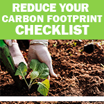 Checklist: Reducing Your Carbon Footprint