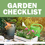 Checklist: Preparing for Your Annual Flower Garden
