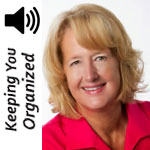 Podcast 022: Tax Time Organizing Tips