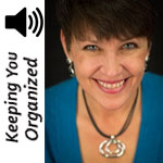 Podcast 031: Countdown to NAPO - How to Systematize Your Organizing