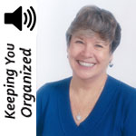 Podcast 032: Countdown to NAPO - The Holistic Approach to Organizing