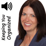 Podcast 039: Overcoming Overwhelm with an Organizer Coach