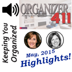 Podcast 91: Organizer411 Highlights with Amy and Seana