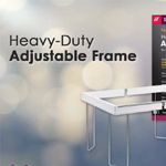 How To Assemble The Heavy-Duty Hanging Folder Frame